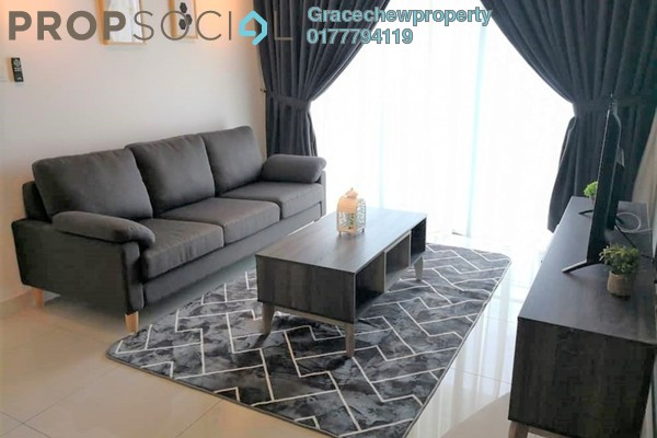 Condominium For Rent in Teega, Puteri Harbour Freehold Fully Furnished 1R/1B 1.8k