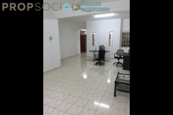 Condominium For Rent in Prima Setapak I, Setapak Freehold Semi Furnished 3R/2B 1.2k