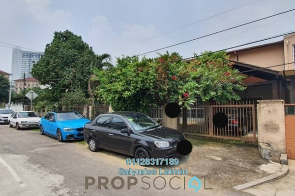Semi-Detached For Sale in Taman P Ramlee, Setapak Freehold Semi Furnished 7R/6B 1.3m