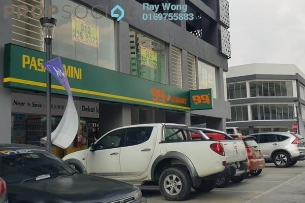 Shop For Rent in Savanna Lifestyle Shops, Southville City Freehold Unfurnished 0R/1B 1.4k