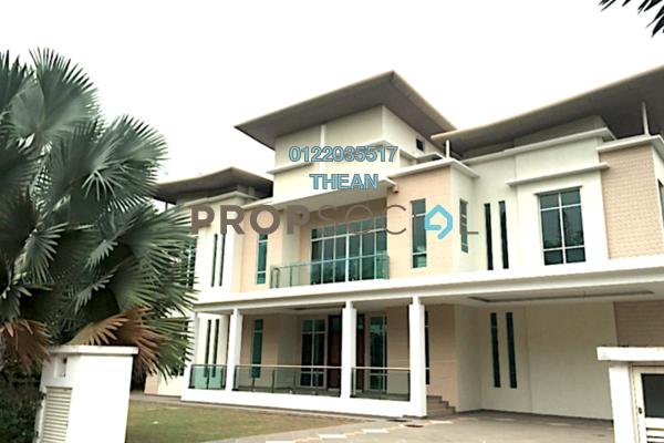Bungalow For Rent in Diamond Hill, Putrajaya Freehold Semi Furnished 6R/6B 19k
