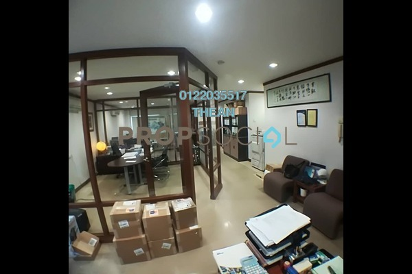 Office For Sale in Dataran Prima, Kelana Jaya Freehold Semi Furnished 0R/0B 280k