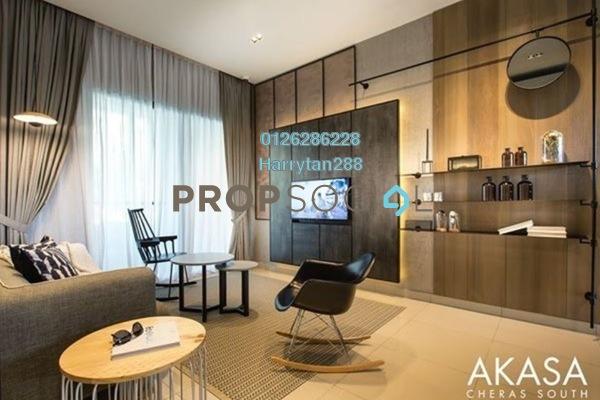 For Sale Condominium at Akasa, Balakong Freehold Semi Furnished 3R/3B 700k