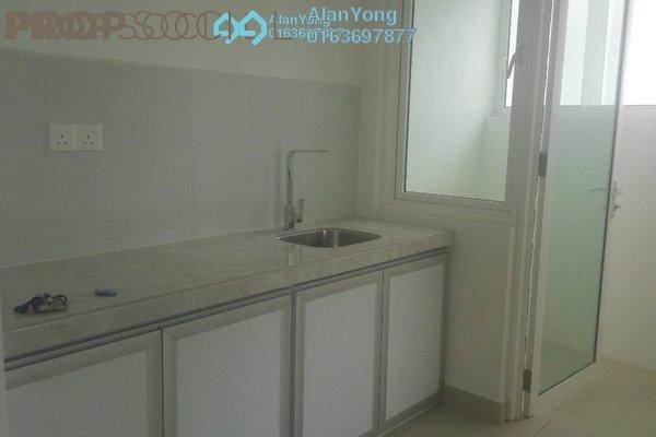 Condominium For Rent in Mercury Serviced Apartment @ Sentul Village, Sentul Freehold Fully Furnished 3R/2B 1.9k