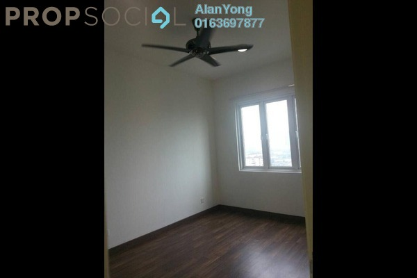 Condominium For Rent in Mercury Serviced Apartment @ Sentul Village, Sentul Freehold Semi Furnished 3R/2B 1.52k