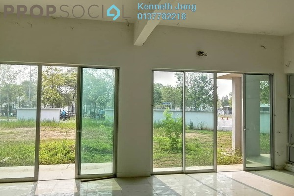 Terrace For Rent in Chimes, Bandar Rimbayu Freehold Semi Furnished 4R/4B 3.08k