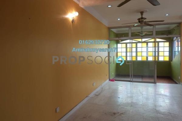 Apartment For Rent in Putri Apartment, Setiawangsa Freehold Semi Furnished 3R/3B 1.8k