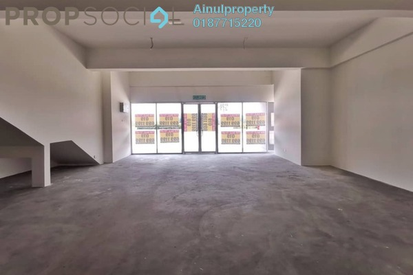 Shop For Sale in Savanna Lifestyle Shops, Southville City Freehold Unfurnished 0R/1B 2.6m