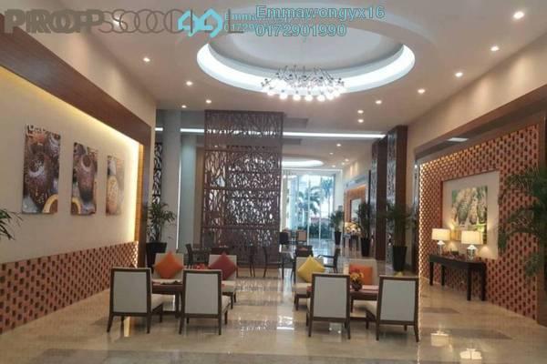 Duplex For Sale in Armanee Terrace II, Damansara Perdana Freehold Semi Furnished 5R/4B 1.35m