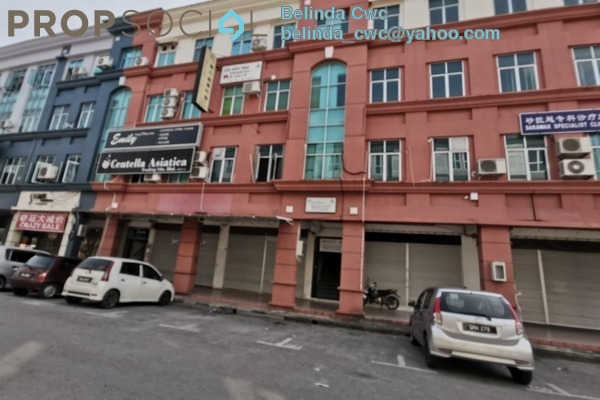 Shop For Rent in Lorong Chew Siik Hiong 1, Sibu Freehold Unfurnished 0R/2B 2k