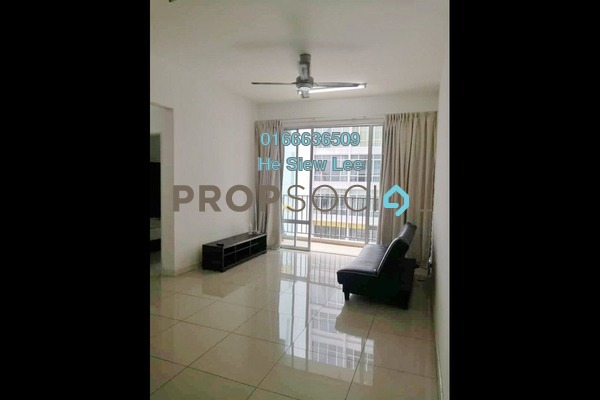 Apartment For Sale in Greenfield Regency, Skudai Freehold Fully Furnished 3R/2B 370k
