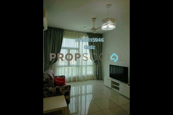 Condominium For Sale in Urbana Residences @ Ara Damansara, Ara Damansara Freehold Fully Furnished 2R/2B 570k