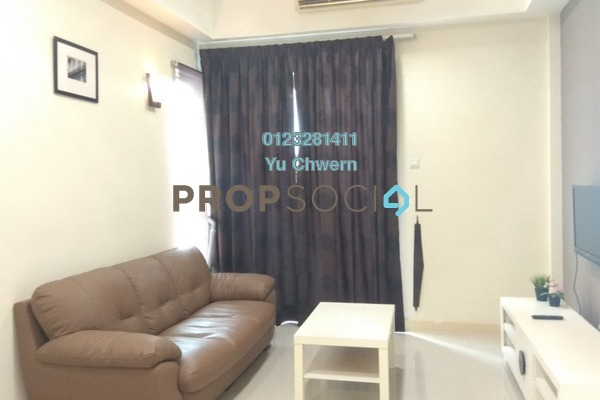 For Rent Condominium at Gaya Bangsar, Bangsar Freehold Fully Furnished 1R/1B 2.3k