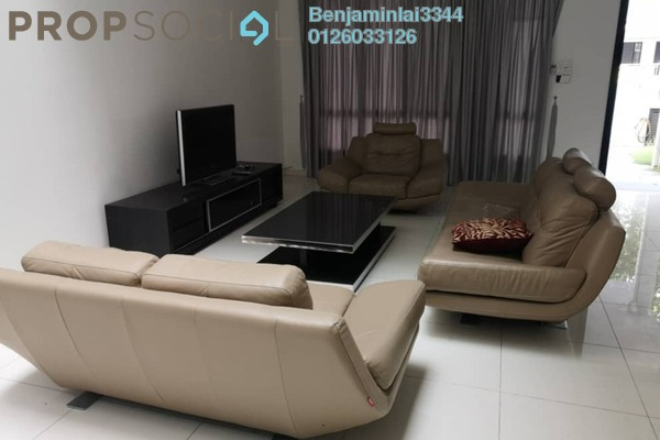 Terrace For Rent in Valencia, Sungai Buloh Freehold Semi Furnished 4R/4B 3.5k