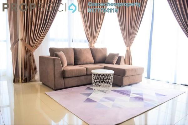 Condominium For Rent in D'Pristine, Medini Iskandar Malaysia Freehold Fully Furnished 3R/2B 3k