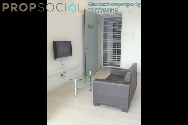 Condominium For Rent in Tropez Residences, Danga Bay Freehold Fully Furnished 1R/1B 1.28k