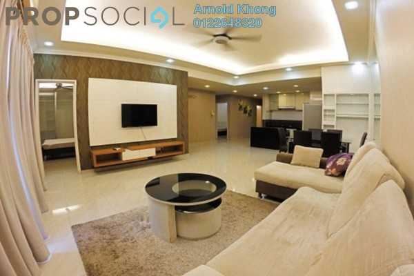 Condominium For Sale in Prima Midah Heights, Cheras Freehold Semi Furnished 3R/2B 585k