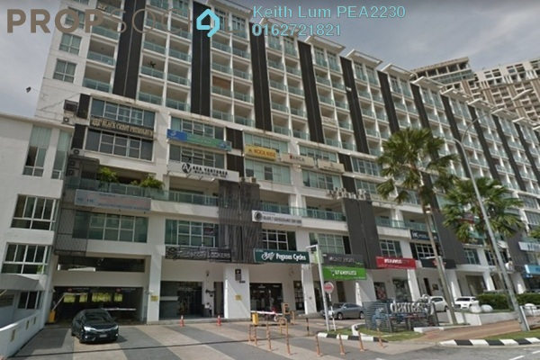 For Rent Condominium at Chelsea, Sri Hartamas Freehold Fully Furnished 1R/1B 1.6k