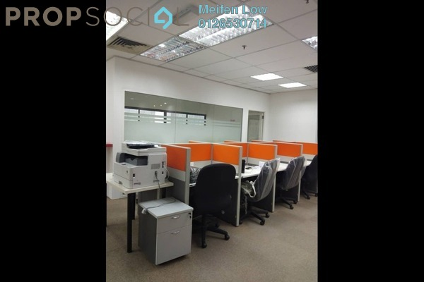 For Rent Office at Wisma UOA I, KLCC Freehold Fully Furnished 0R/0B 7.36k