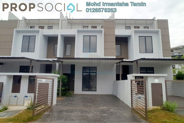 Terrace For Rent in Bayan Parkhomes, Batang Kali Freehold Unfurnished 4R/4B 1.2k