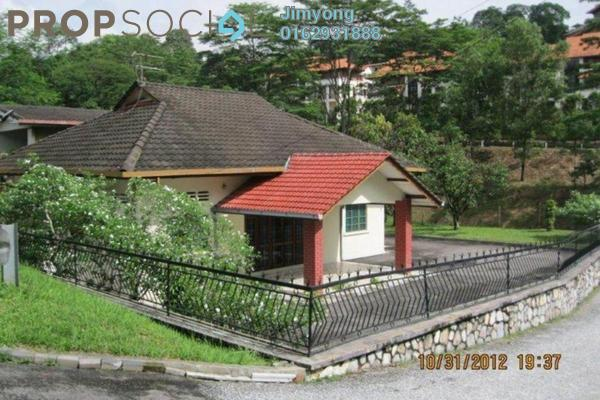 Bungalow For Sale in Federal Hill, Bangsar Freehold Semi Furnished 7R/6B 10m