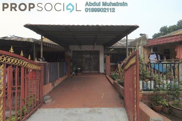 Terrace For Rent in Taman Desa Bakti, Selayang Freehold Semi Furnished 3R/2B 1.5k