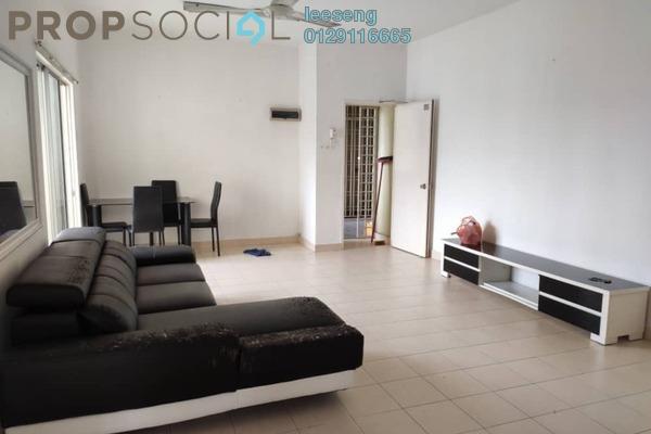 Apartment For Rent in Kasuarina Apartment, Klang Freehold Semi Furnished 3R/2B 900translationmissing:en.pricing.unit