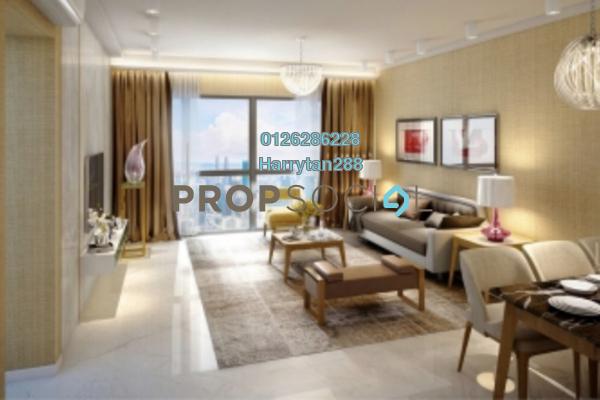 Condominium For Sale in Agile, Bukit Bintang Freehold Semi Furnished 1R/1B 1.28m
