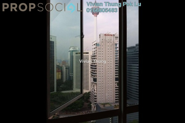 SoHo/Studio For Rent in Park View, KLCC Leasehold Unfurnished 0R/1B 2.3k