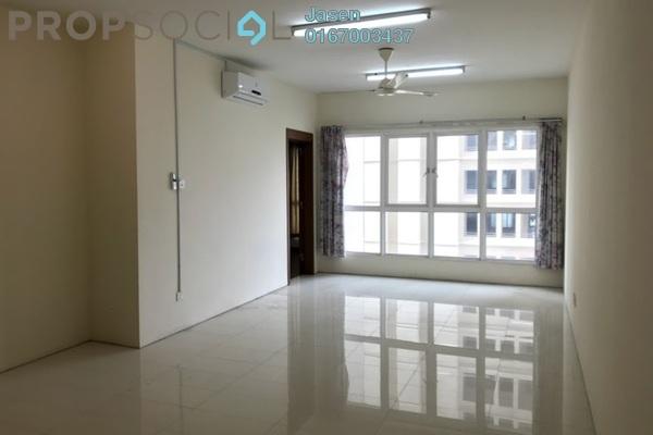 Condominium For Rent in Titiwangsa Sentral, Titiwangsa Freehold Semi Furnished 3R/0B 2k