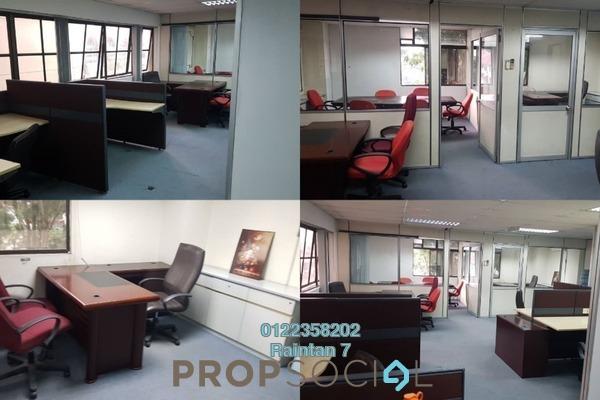 Office For Rent in Plaza Dwitasik, Bandar Sri Permaisuri Freehold Fully Furnished 0R/1B 2.1k