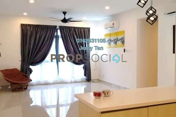 Condominium For Sale in VIVO Suites @ 9 Seputeh, Old Klang Road Freehold Semi Furnished 3R/2B 828k