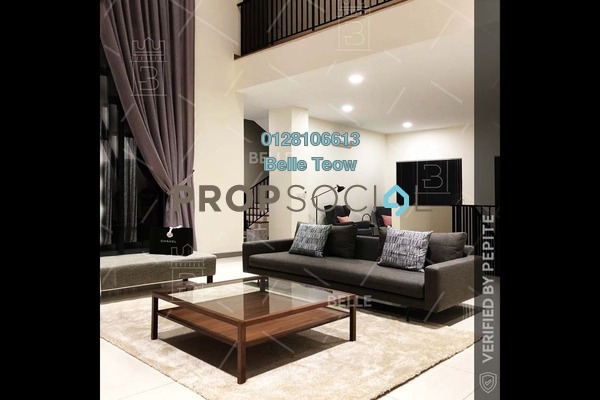 Bungalow For Rent in Twin Palms, Kemensah Freehold fully_furnished 5R/5B 8k