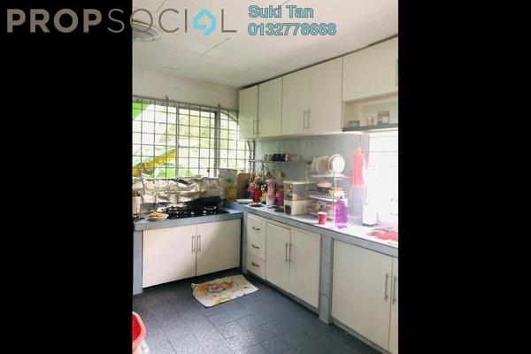 Terrace For Sale in Taman Bukit Idaman, Selayang Freehold Semi Furnished 4R/3B 530k