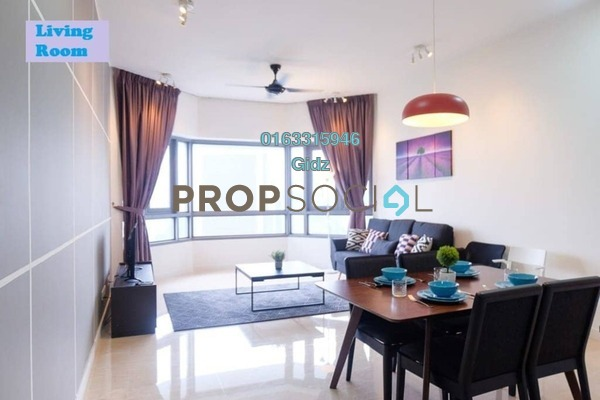 Serviced Residence For Sale in The Sentral Residences, KL Sentral Freehold Fully Furnished 2R/2B 1.9m