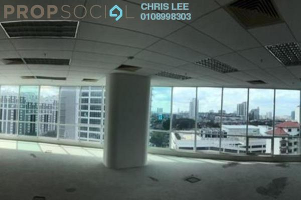Office For Sale in Oval Tower, TTDI Freehold Unfurnished 0R/0B 1.2m