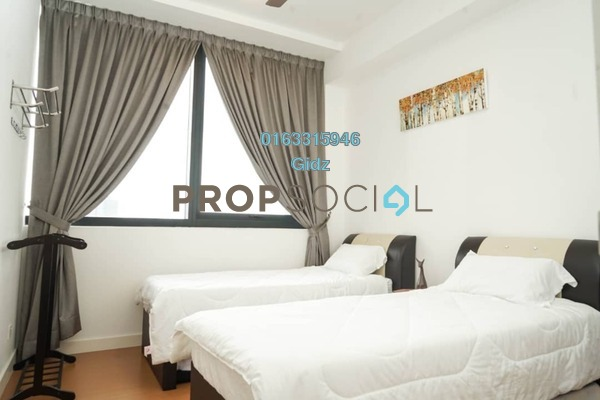 Serviced Residence For Sale in The Hub, Petaling Jaya Freehold Fully Furnished 2R/2B 850k
