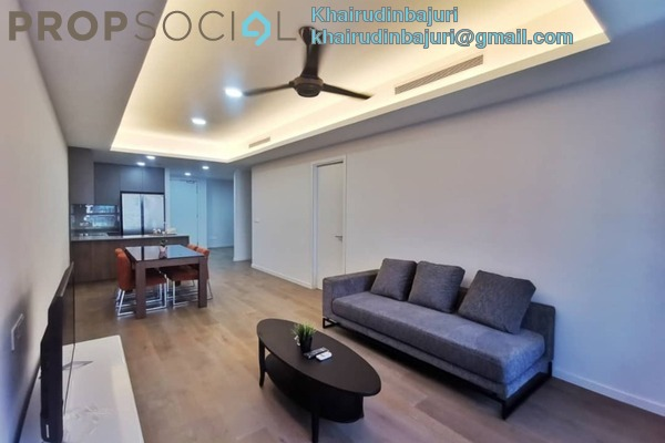 Condominium For Sale in The Ruma, KLCC Freehold Fully Furnished 2R/2B 1.7m