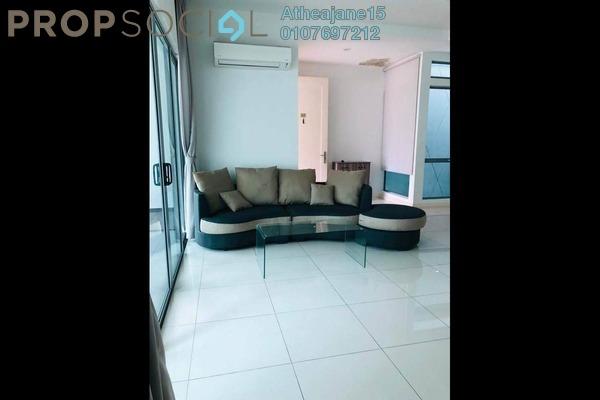 Superlink For Rent in Setia Eco Glades, Cyberjaya Freehold Semi Furnished 3R/4B 2.8k