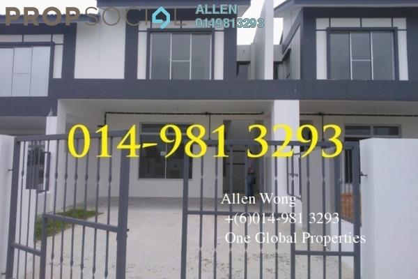 For Rent Terrace at Taman Bukit Indah, Bukit Indah Freehold Semi Furnished 3R/3B 1.5k