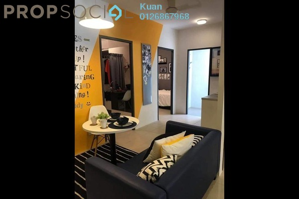 For Sale Condominium at Uni Suites, Kampar Leasehold Fully Furnished 2R/1B 150k