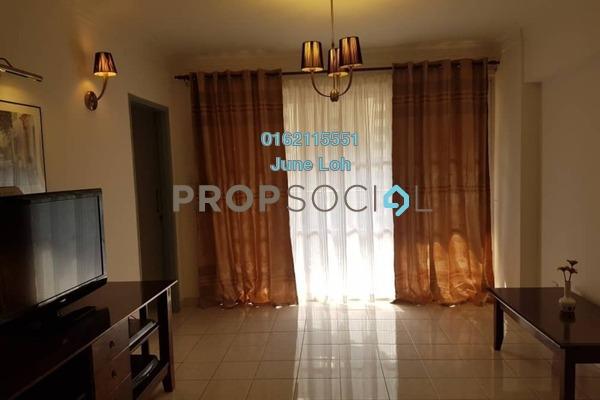 For Sale Condominium at Laman Suria, Mont Kiara Leasehold Semi Furnished 3R/2B 720k