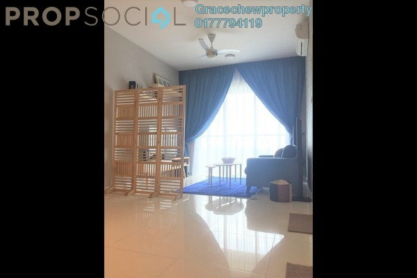 Condominium For Rent in Teega, Puteri Harbour Freehold Fully Furnished 1R/1B 1.68k