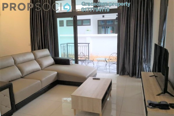 For Rent Semi-Detached at Eco Botanic, Skudai Freehold Fully Furnished 4R/5B 3.58k