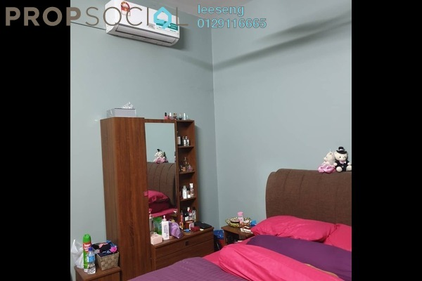 Apartment For Rent in Kasuarina Apartment, Klang Freehold Fully Furnished 3R/2B 1.3k
