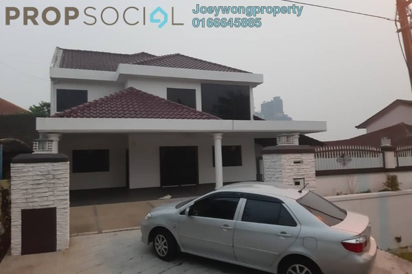 For Rent Bungalow at SS1, Petaling Jaya Freehold Semi Furnished 6R/6B 4.7k