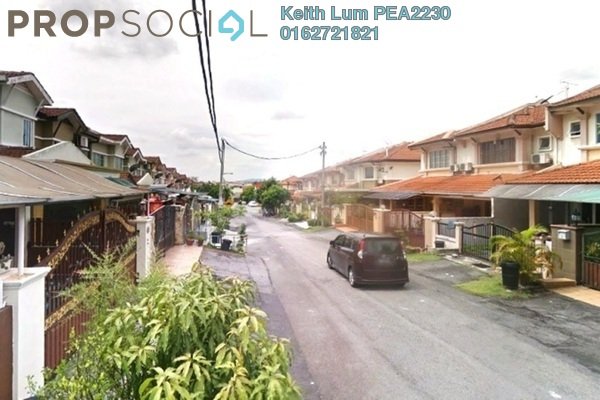 Terrace For Sale in Prima Saujana, Kepong Freehold Fully Furnished 4R/3B 635k