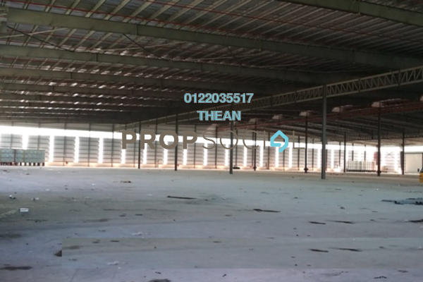Factory For Rent in Perdana Industrial Park, Port Klang Freehold Unfurnished 0R/0B 490k
