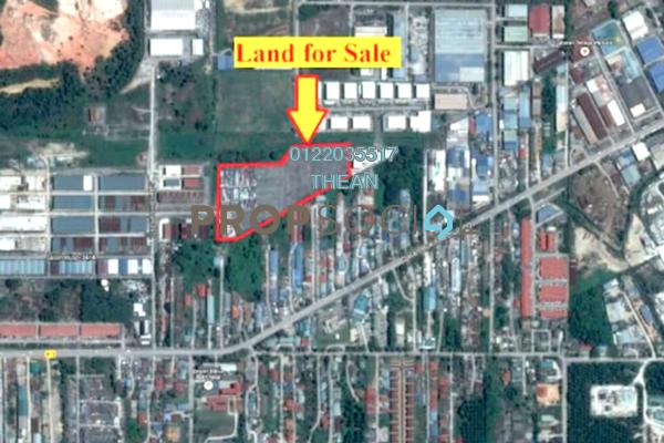 Land For Sale in Bukit Kemuning Industrial Park, Kota Kemuning Freehold Unfurnished 0R/0B 30m