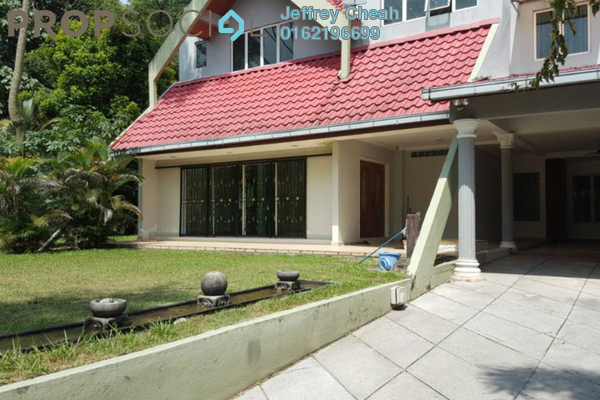 Bungalow For Sale in Taman Sri Ukay, Ukay Freehold Semi Furnished 5R/4B 2.8m